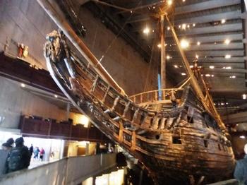 ストックホルム☆ヴァーサ号博物館: ろんろんのスウェーデン生活